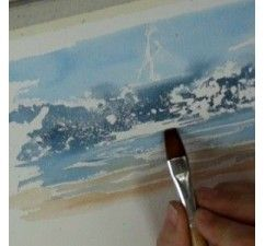 Comment Utiliser le Drawing Gum à l'Aquarelle