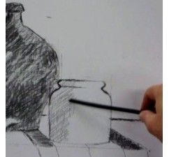 Dessiner une nature morte simple