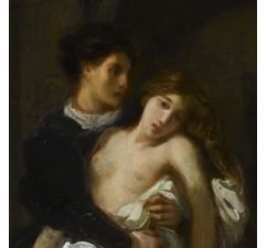 Eugène Delacroix et William Shakespeare