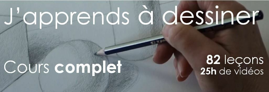 Cours complet Dessin